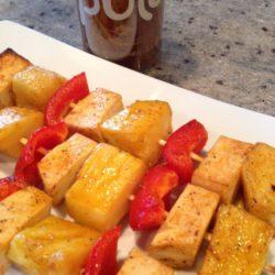 tofu-pineapple